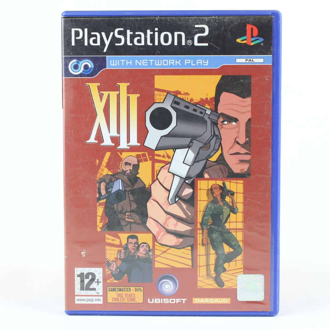 XIII (Playstation 2 / PS2)