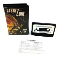 Laser Zone (C64 Cassette)
