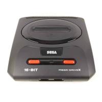 SEGA Mega Drive konsol