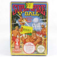 Super Spike V'Ball (Nintendo NES, CB, PAL-B, FAH-1)