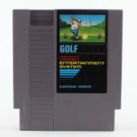 Golf (Nintendo NES, PAL-B, SCN)