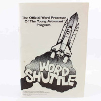 Word Shuttle (Commodore 64 manual)