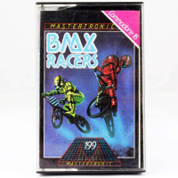 BMX Racers (Commodore 16 - Cassette)
