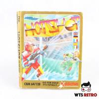 Hotshot (C64 spil omslag - Cassette)