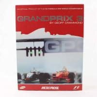 Grand Prix 3 (PC Big Box, 2000, MicroProse)
