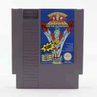 Captain Planet and the Planeteers (Nintendo NES, PAL-B, SCN)