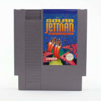 Solar Jetman: Hunt for the Golden Warpship (Nintendo NES, PAL-B, SCN)