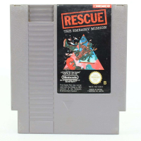 Rescue: The Embassy Mission (Nintendo NES, PAL-B, SCN)