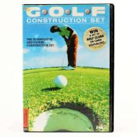 The Golf Construction Set (C64 Cassette)