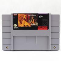 The Lion King (SNES, USA)