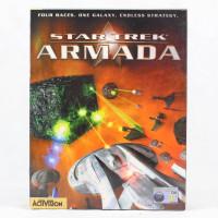 Star Trek: Armada (PC Big Box, 2000, Activision)