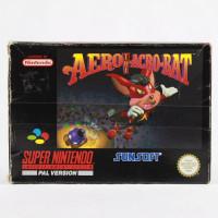 Aero the Acro-Bat til Super Nintendo (SNES)