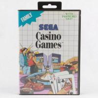 Casino Games (SEGA Master System)