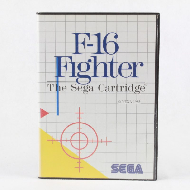 F-16 Fighter (SEGA Master System)