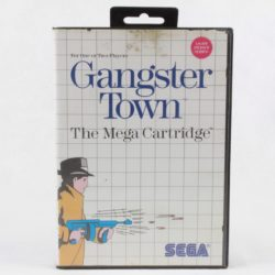 Gangster Town (SEGA Master System)