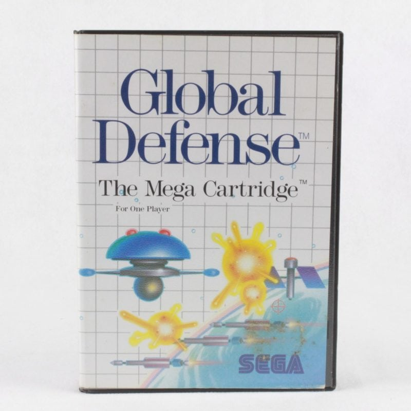 Global Defense (SEGA Master System)