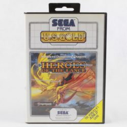 Heroes of the Lance (SEGA Master System)