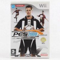PES 2008: Pro Evolution Soccer (Nintendo Wii)