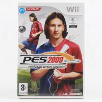 PES 2009: Pro Evolution Soccer (Nintendo Wii)