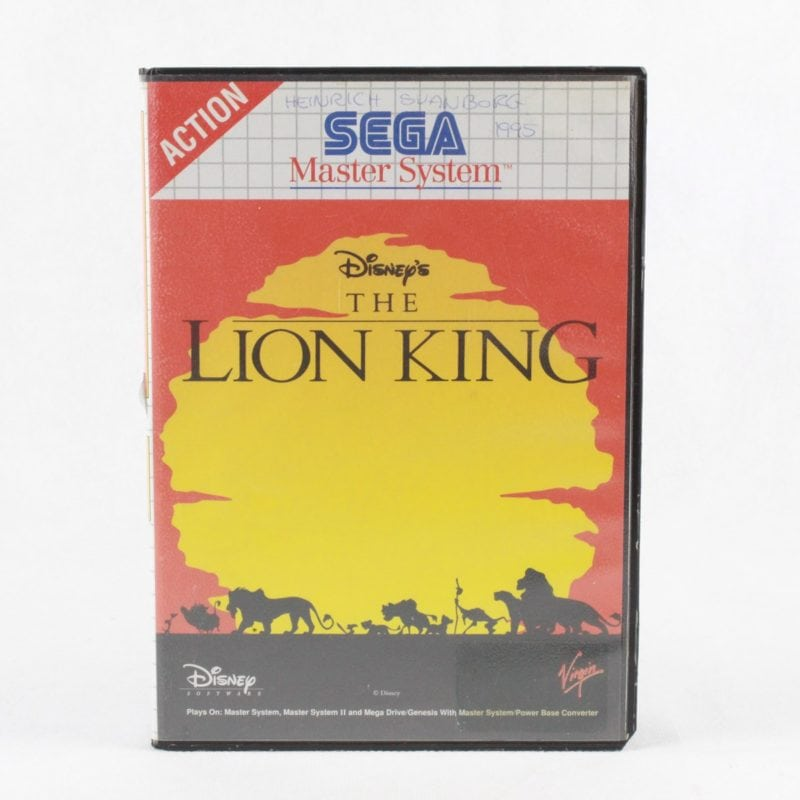The Lion King (SEGA Master System)