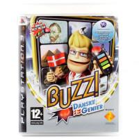 Buzz! Danske Genier (PS3)