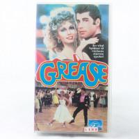 Grease (VHS - Dansk tekst)