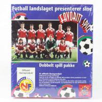Fotball Landslaget presenterer sine favoritt spill (PC)