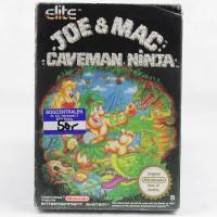 Joe & Mac: Caveman Ninja (Nintendo NES, Boxed, PAL-B, SCN)
