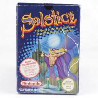 Solstice (Nintendo NES, CIB, PAL-B)