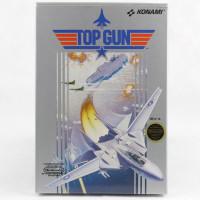 Top Gun (Nintendo NES, Boxed, USA)