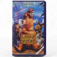 Bjørne Brødre (VHS - Dansk Tale)