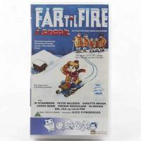 Far til Fire i sneen (VHS - Dansk)