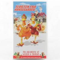 Flugten fra hønsegården (VHS - DK/ENG tale)