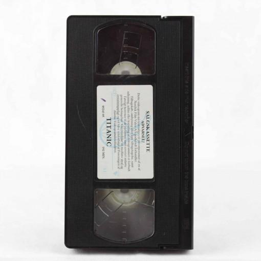 Titanic (VHS - Dansk tekst)