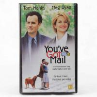 You've Got Mail (VHS - Dansk tekst)