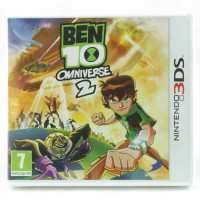 Ben 10: Omniverse (Nintendo 3DS)