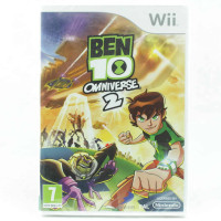 Ben 10: Omniverse 2 (Nintendo Wii)