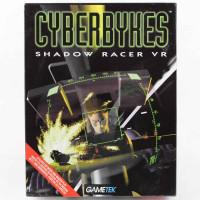 Cyberbykes: Shadow Racer VR (PC Big Box, DOS, 1995, Floppy Disk)