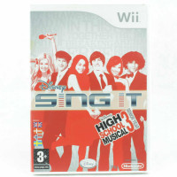 Disney Sing It: High School Musical 3 - Senior Year (Nintendo Wii)