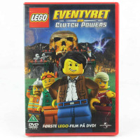 LEGO: The Adventures of Clutch Powers (DVD)