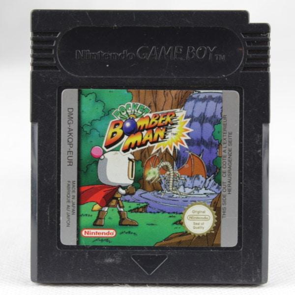 Pocket Bomberman (Game Boy Color)