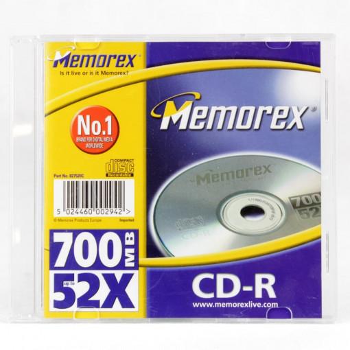 Memorex CD-R 700MB/80MIN