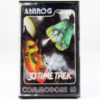 3D Time Trek (C16 og Plus/4, Cassette)