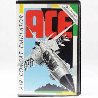 ACE: Air Combat Emulator (C16 og Plus/4, Cassette)