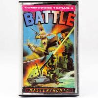 Battle (C16 og Plus/4, Cassette)