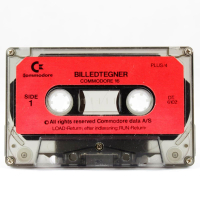 Billedtegner (Commodore 16/Plus 4, Cassette)