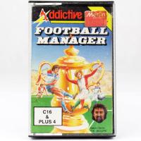 Football Manager (C16 og Plus/4)