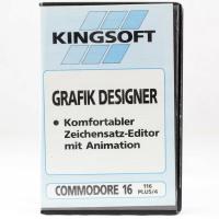Grafik Designer (C16 og Plus/4) - TYSK
