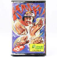 Kung Fu Kid (C16 og Plus/4, Cassette)