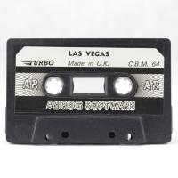 Las Vegas (C64, C16 og Plus/4, Cassette)